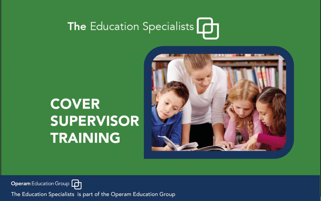 Cover Supervisor Training