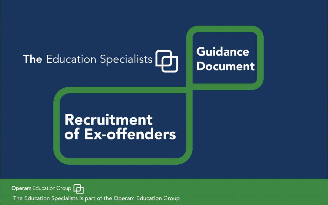 Recruitment of Ex-offenders Guide