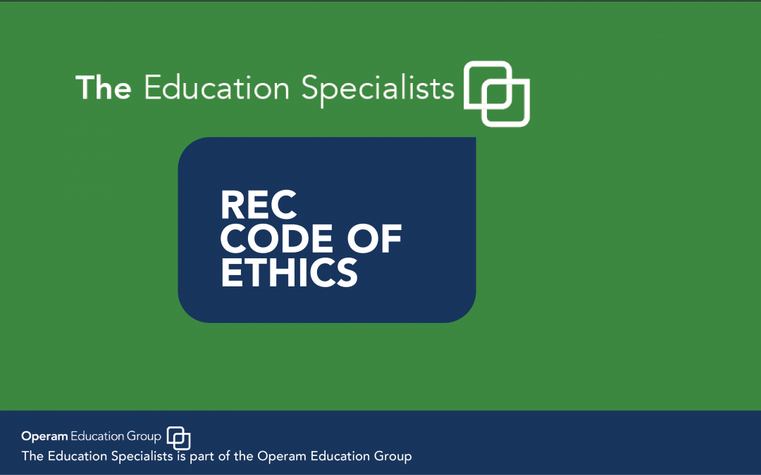REC Code of Ethics