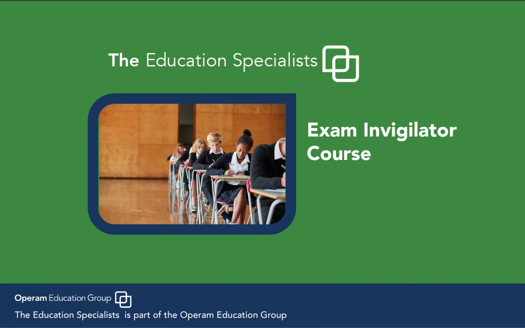 Exam Invigilator Course