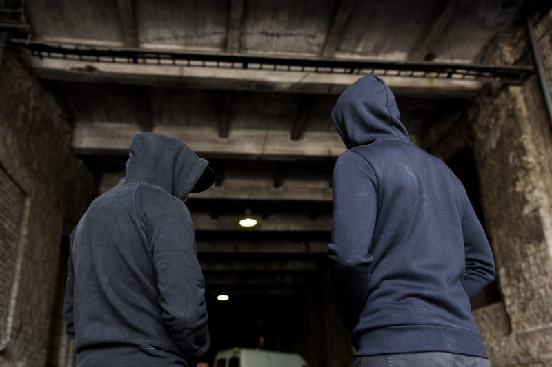 Strong link between exclusions and drugs gangs