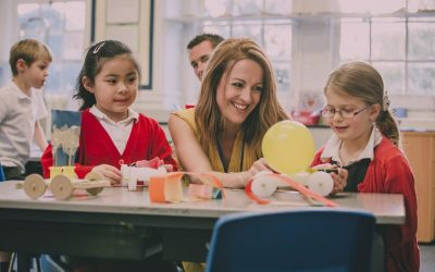 Why I became a Teaching Assistant