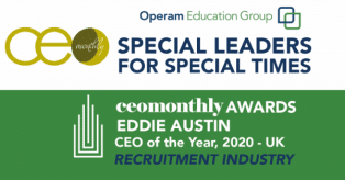 Eddie Austin, CEO of 2020