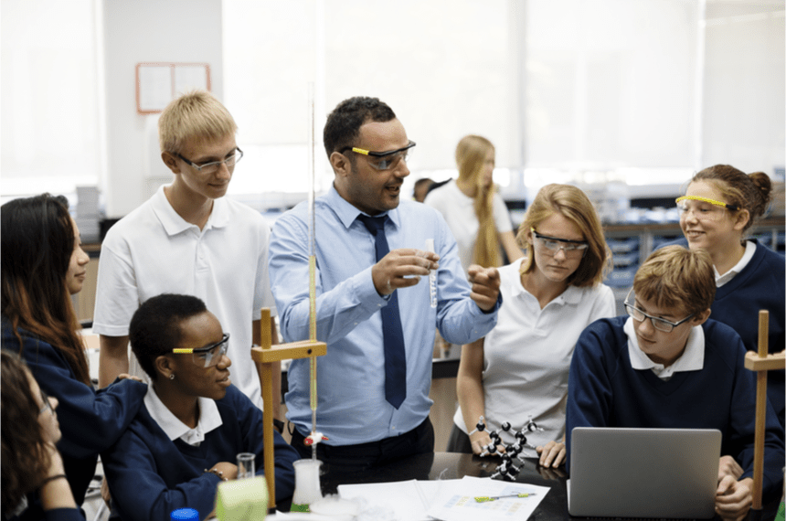 STEM teacher shortage