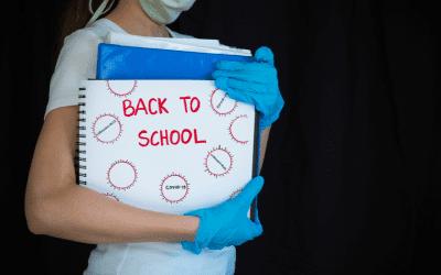 New school re-opening guidance