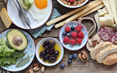 What to eat for burnout